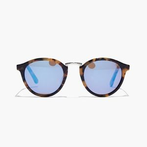 MADEWELL INDIO SUNGLASSES-Demi flash